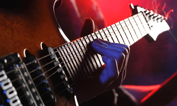 Anonymous Guitars - Sunrise Industrial Park: $25 for $40 Worth of Instrument-Maintenance Services — Anonymous Guitars