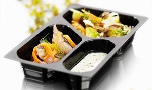 Catering Express: Catering dietetyczny z bezpłatnym dowozem: 5 dni za 175 zł i więcej opcji w Catering Express (do -35%)