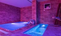 Spa con cava para dos y opción a peeling, masaje en pareja, chocoterapia y más desde 16,95 € en Santa Ponsa Pins Spa