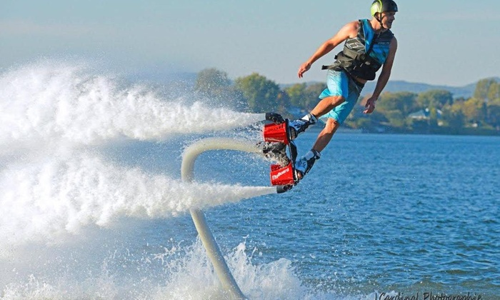 Flyboard Xtreme - Multiple Locations: Up to 61% Off flyboarding & hoverboarding at Flyboard Xtreme