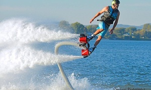 Flyboard Xtreme: Up to 61% Off flyboarding & hoverboarding at Flyboard Xtreme