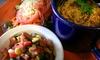 Vegeria Vegan Restaurant - Uptown Broadway: $7 for $15 Worth of Gluten-Free, Plant-Based Cuisine at Vegeria Vegan Restaurant