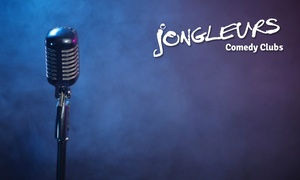 Jongleurs Comedy Clubs: Jongleurs Comedy Club Entry at Choice of Location (Up to 74% Off)