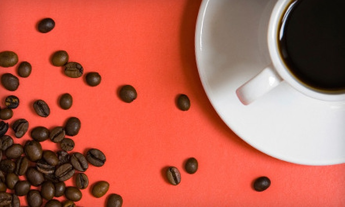 Retro Shot Espresso - Coeur d'Alene: $10 for $20 Worth of Organic Coffee, Espresso, and Café Fare at Retro Shot Espresso