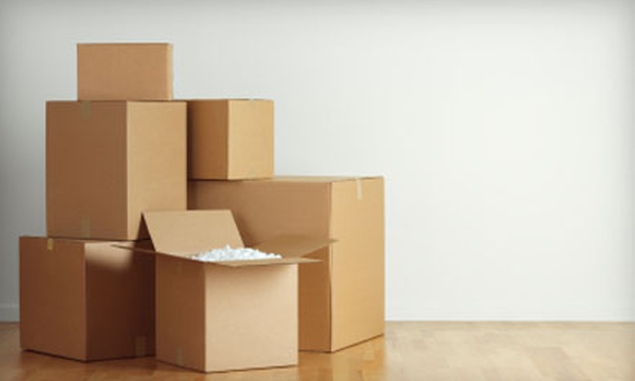 The UPS Store - Multiple Locations: $12 for $25 Worth of Packing and Shipping Services at The UPS Store. Four Locations Available.