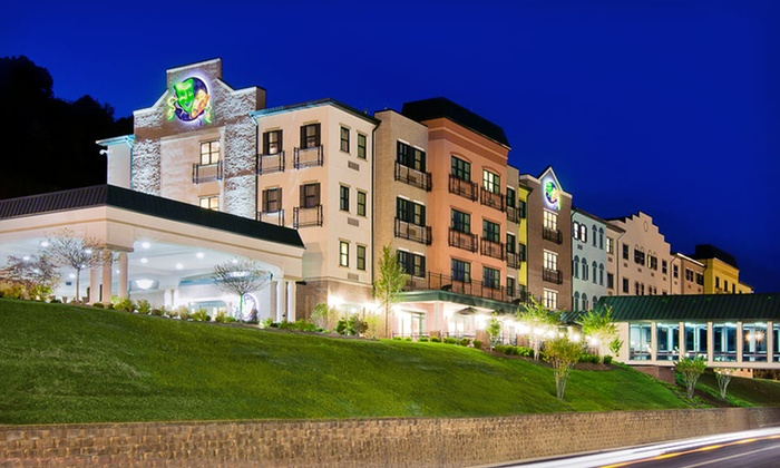 Mardi Gras Casino & Resort - Nitro: Two-Night Stay for Two with Dining and Casino Credit at Mardi Gras Casino & Resort in West Virginia