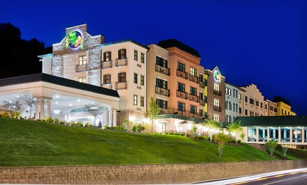 2-Night Stay for Two in a Deluxe Room (Valid SundayThursday) - Mardi Gras Casino & Resort in Cross Lanes