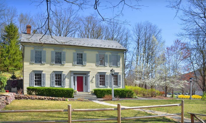The Inn at Millrace Pond - Hope: One- or Two-Night Stay in a Guest Room at The Inn at Millrace Pond in Northwest Jersey Skylands