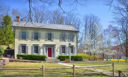 One-Night Stay for Two Adults; Up to Two Kids 11 or Younger Stay Free, Valid SundayThursday Through July 30 - The Inn at Millrace Pond in Hope