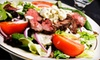 Jimmy V's Steakhouse & Tavern - Cary: $15 for $30 Worth of Steaks and Seafood at Jimmy V's Steakhouse & Tavern in Cary
