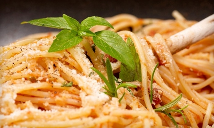 The Red Pepper - Summerville: $15 for $30 Worth of Italian Dinner Cuisine at The Red Pepper in Summerville