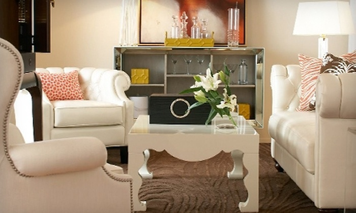 Vielle + Frances: $49 for $200 Worth of Furniture from Vielle + Frances