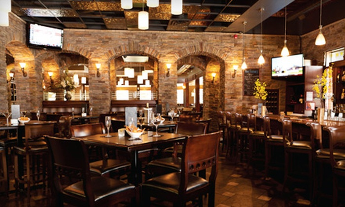 The RyeGate - Windsor: $20 for $40 Worth of Casual Fine Dining at The RyeGate in Tecumseh