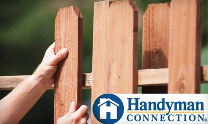 Handyman Connection - Tucson: $99 for Two Hours of General Handyman Labor Including Home Scan from Handyman Connection