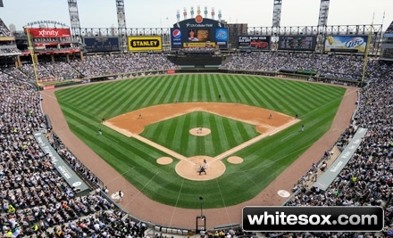 Chicago White Sox: April 8-17 - Chicago White Sox in Chicago