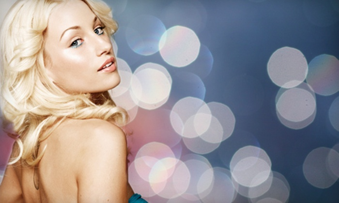 Blondies Salon - Bardstown: Facial Waxing Services or Haircut and Highlights at Blondies Salon in Bardstown