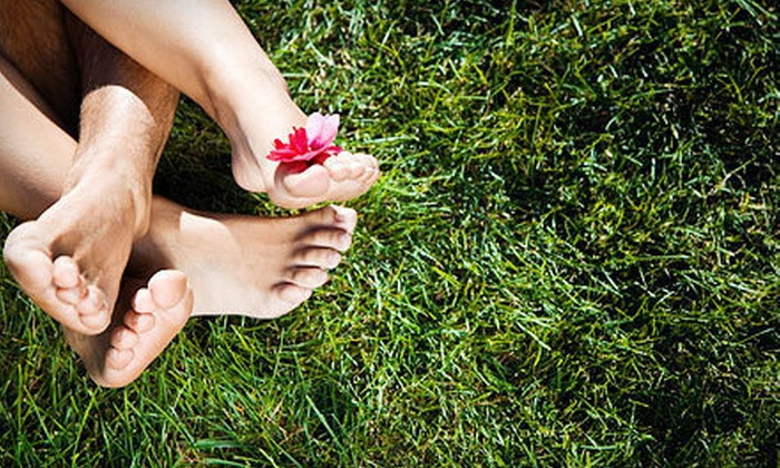 Advanced Care Foot & Ankle - Multiple Locations: Laser Toenail-Fungus Removal for One or Both Feet at Advanced Care Foot & Ankle (Up to 72% Off)