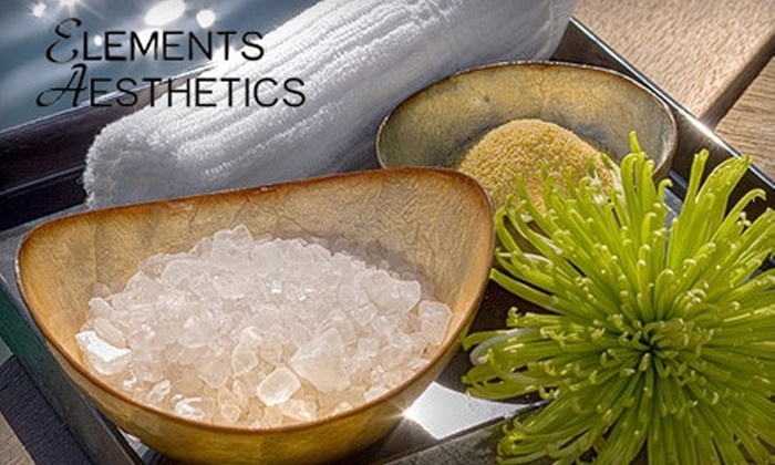 Elements Aesthetics - Landsdale: $45 for Essential Spa Facial at Elements Aesthetics ($75 Value)