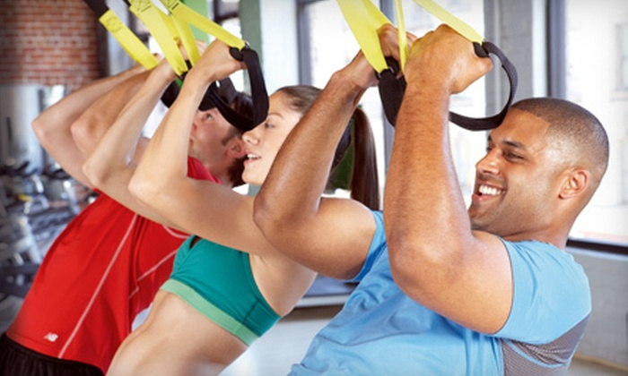 Better Body's Fitness Center - Rolling Hills: 5, 10, or 20 TRX Group Training Classes at Better Body's Fitness Center (Up to 75% Off)