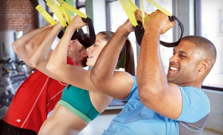 5 TRX Group Training Classes (a $75 value) - Better Body's Fitness Center in Louisville