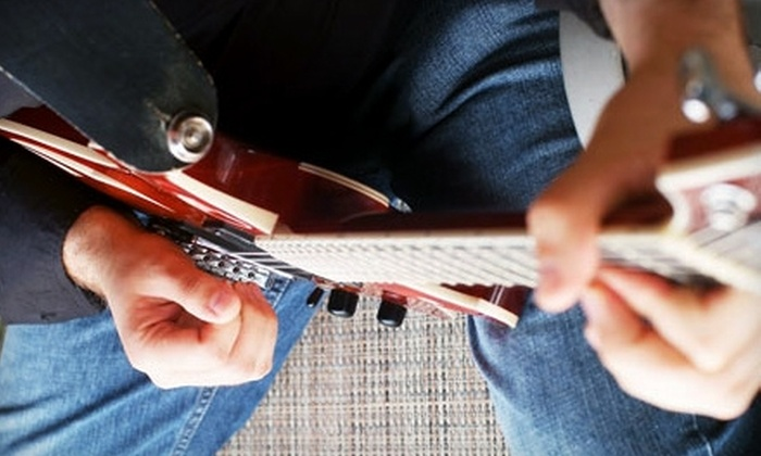 Music Lessons Will Travel - Franklin: $69 for Four One-Hour, In-Home Music Lessons from Music Lessons Will Travel ($200 Value)