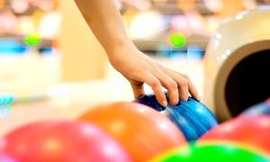 Bowlingtreff Kugellager: 2 Stunden Bowling inkl. Schnitzel mit Pommes frites für Fünf oder Zehn im Bowlingtreff Kugellager (bis zu 64% sparen*)