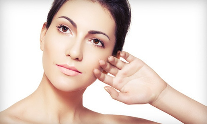 Ageless Body Therapy by Lypossage Body Contouring, LLC - Multiple Locations: $125 for Noninvasive Microcurrent Facelift at Ageless Body Therapy by Lypossage Body Contouring, LLC (Half Off)