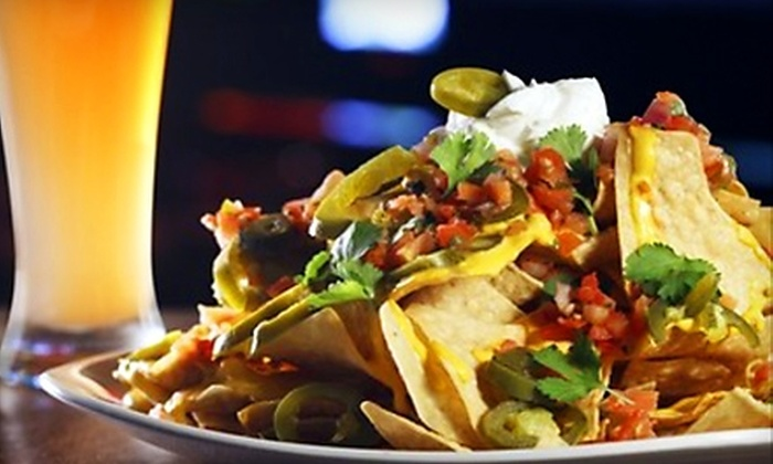 The Sporting House Bar & Grill - Las Vegas: $15 for $30 Worth of Pub Fare and Drinks from The Sporting House Bar & Grill