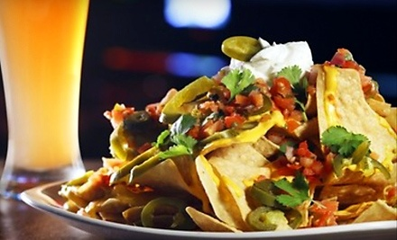 $30 Groupon to The Sporting House Bar & Grill - The Sporting House Bar & Grill in Las Vegas