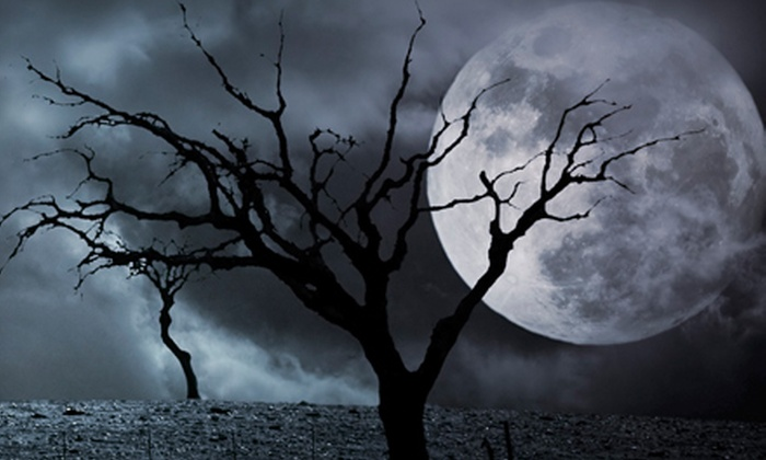 Country Lane Tree Farm - Clay Center: Haunted Hayride and Haunted Barn Adventure for Two, Four, or Six at Country Lane Tree Farm