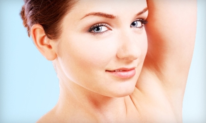 Dr. Joanna DeLeo - Lower Paxton: $150 for Laser Hair-Reduction Treatments (Up to $675 Value) or $75 for Botox Injections ($150 Value) at Dr. Joanna DeLeo