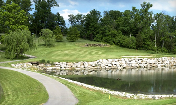 GlenOaks Golf and Country Club - Prospect: $69 for a Golf Outing for Two at GlenOaks Golf and Country Club in Prospect (Up to $162 Value)