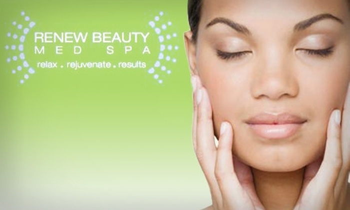 Renew Beauty Med Spa and Salon  - North Dallas: $125 for a PhotoFacial and Five Star Facial with Microdermabrasion at Renew Beauty Med Spa and Salon ($749 Value)