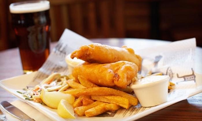 The Hayloft Restaurant - Wells: $12 for $25 Worth of Seafood, Drinks, and More at The Hayloft Restaurant