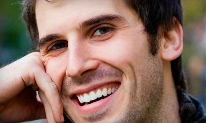 Pro White Teeth Whitening - Barclay Downs: Double Teeth-Whitening Session for One or Two at Pro White Teeth Whitening (Up to 84% Off)