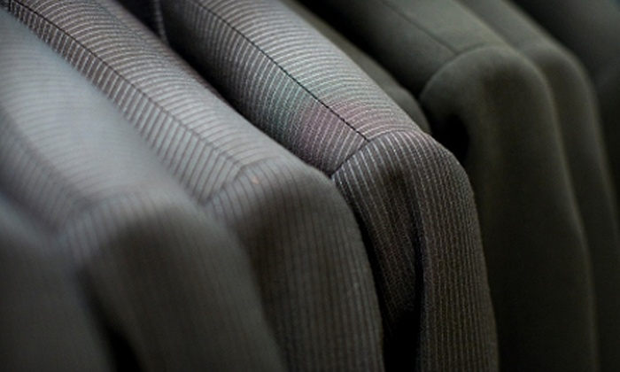 Colony Dry Cleaning - Rochester: $19 for $40 Worth of Dry-Cleaning and Laundry Services from Colony Dry Cleaners