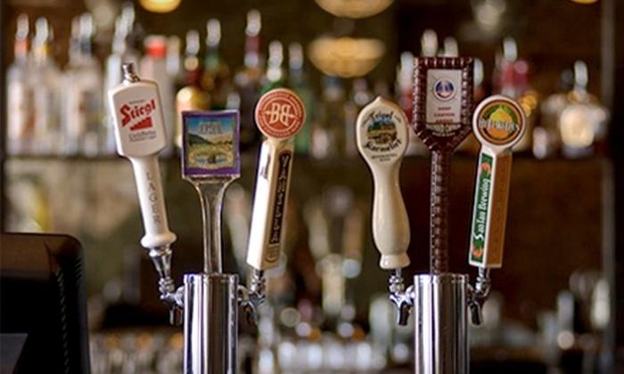 Garage Restaurant & Bar - Phoenix: $15 for $30 Worth of American Fare and Drinks at Garage Restaurant & Bar