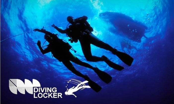 The Diving Locker - Kitsilano: $25 for an Introductory Scuba-Diving Course at Diving Locker