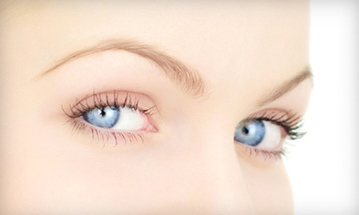 Visage MedSpa and Facial Plastic Surgery Center - Financial District,Chinatown: $1,299 for a Laser Eyelid Lift for Both Upper and Lower Eye-Lids at Visage MedSpa and Facial Plastic Surgery Center ($2,700 Value)