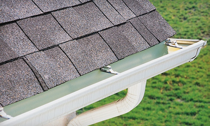 California Rain Gutters - Central Fresno: $59 for $130 Worth of Gutter Cleaning or Installation from California Rain Gutters