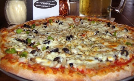 $20 Groupon to Pizza Pit - Pizza Pit in Mesa