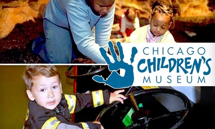 Chicago Children's Museum - Near North Side: $40 for a 10-Pass Punch Card to The Chicago Children's Museum