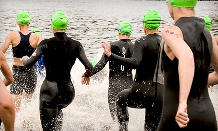 TriGirl Training - Richmond: $94 for Two Months of Triathlon Training from TriGirl Training ($189.50 Value)