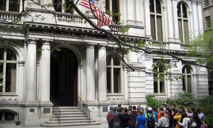 Trademark Tours - Downtown: $7 for Tour of the Freedom Trail from Trademark Tours ($14 Value)