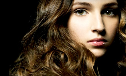 Senior-Level Salon Package with Haircut, Deep-Conditioning & Blow-Out ($240 value) - Red Market Salon in Manhattan