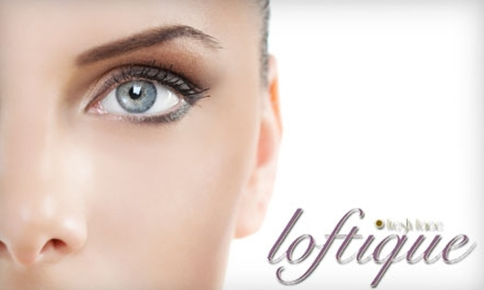 Fresh Face Loftique - White Bear Lake: $10 for an Eyebrow Wax at Fresh Face Loftique ($20 Value)