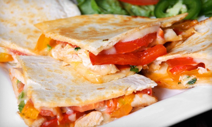 Jalapeno Joe's of San Antonio - South Side: Mexican-American Fare for Two or Four at Jalapeno Joe's of San Antonio (Up to 52% Off)