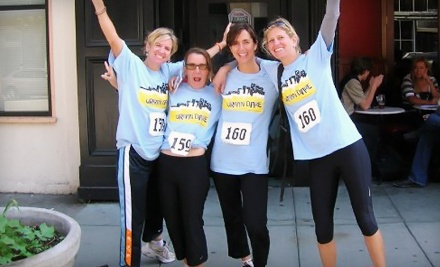 Urban Dare Adventure Race on Sat., May 12 at 12PM - Urban Dare Adventure Race in New York