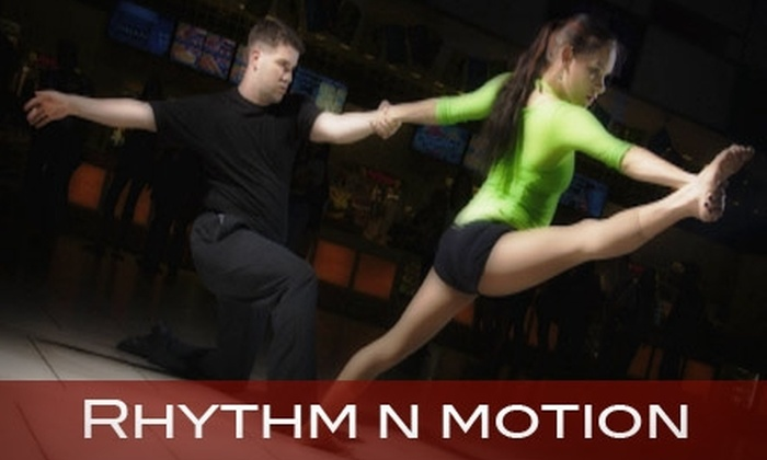 Rhythm N Motion - Hoover: $10 for Two Adult Dance Classes at Rhythm N Motion ($20 Value)