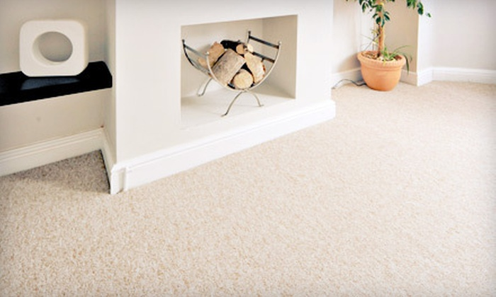Nick's Carpet Care - Albany / Capital Region: $59 for Carpet Cleaning for Three Rooms from Nick's Carpet Care (Up to $209.97 Value)